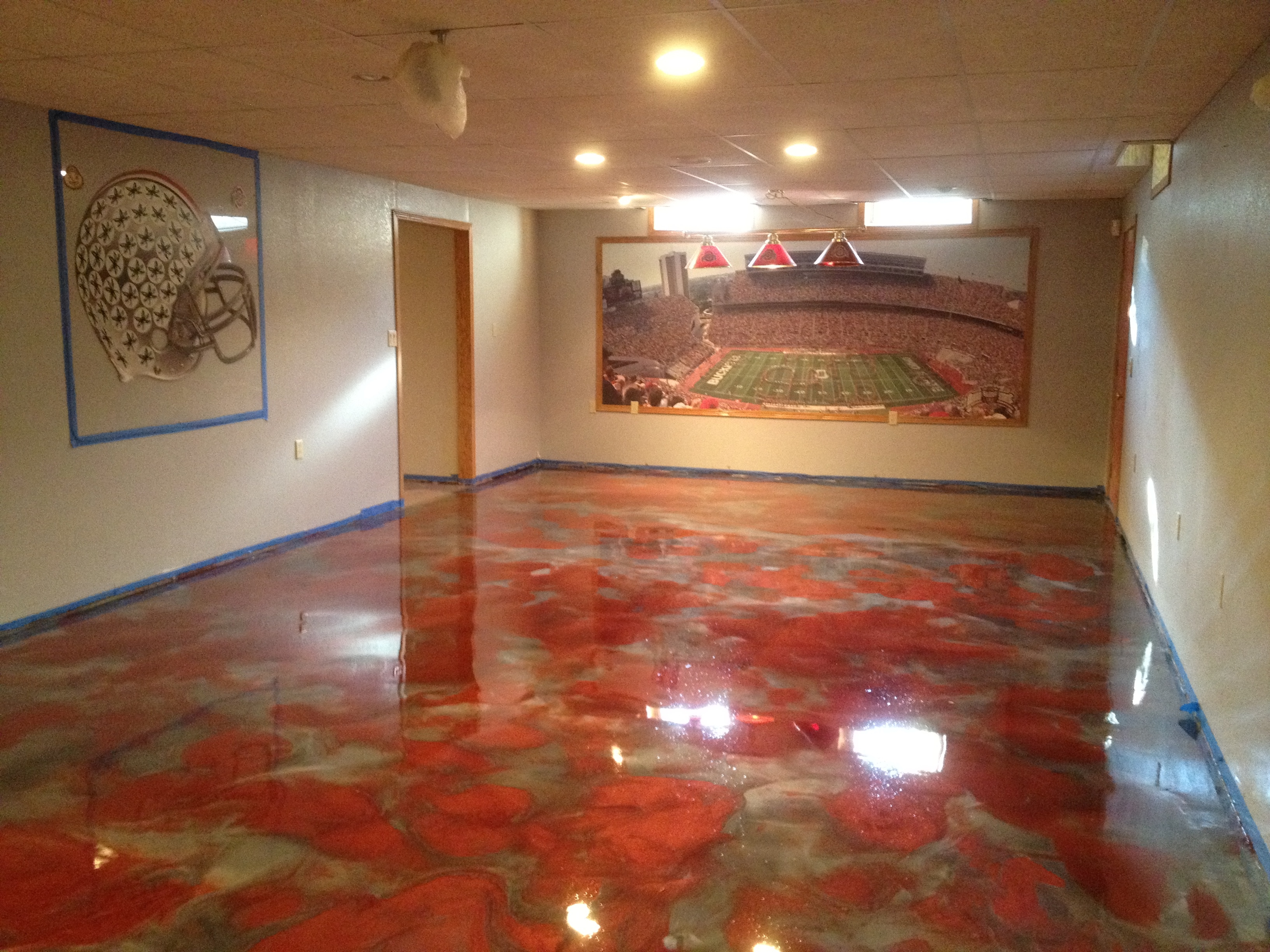 Buckeye Tile Design Ideas