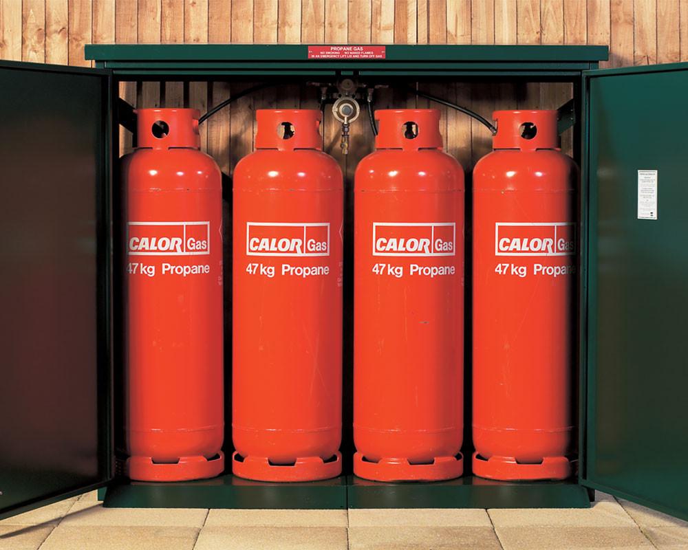 Gas Bottle Storage Best Design 2017